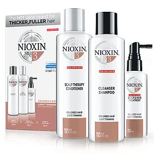 Nioxin System 3: 3 part system