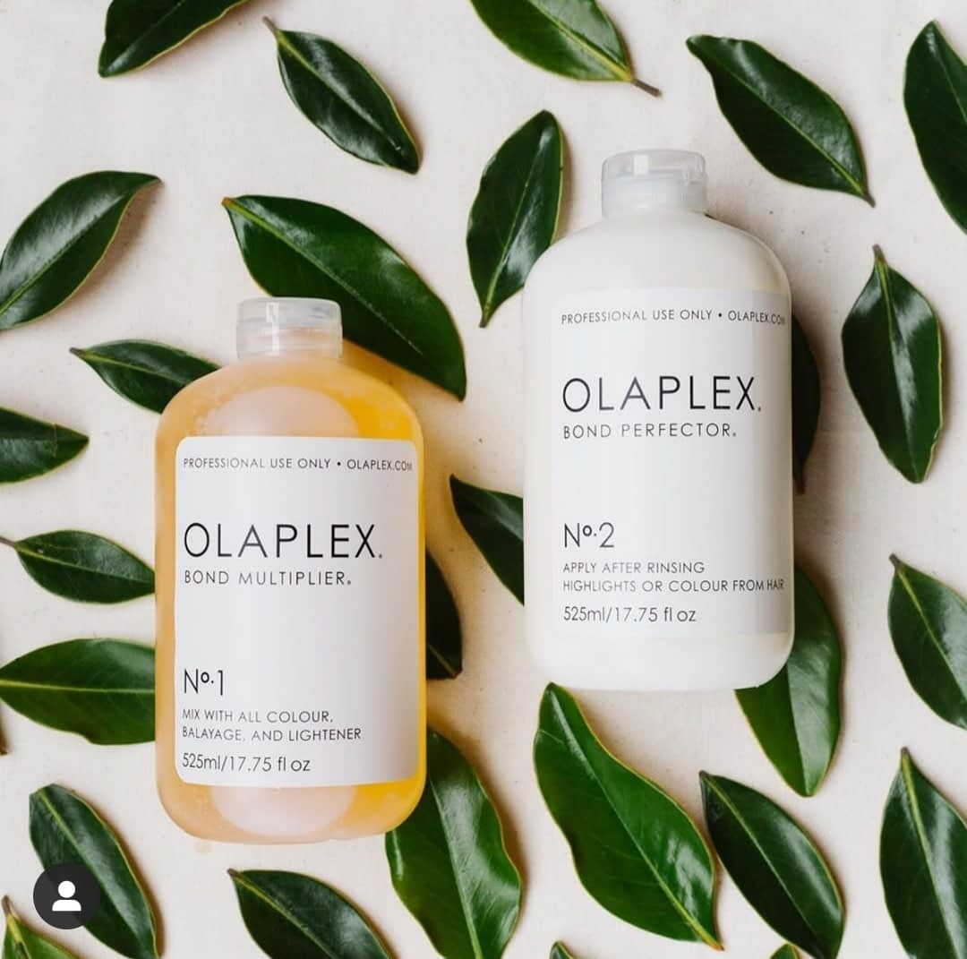 Using Olaplex to protect your hair from the damaging effects of colour