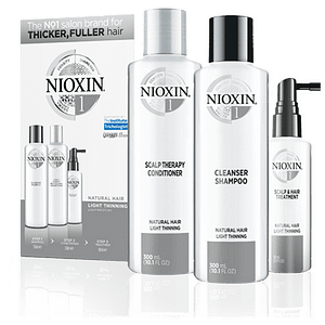 Nioxin System 1: 3 part system