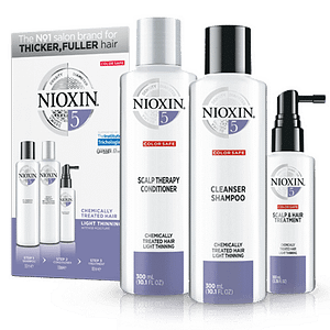 Nioxin System 5: 3 part system